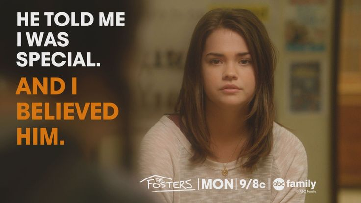 The Fosters ABC Family | Season 1, Episode 7 The Fallout | Quotes