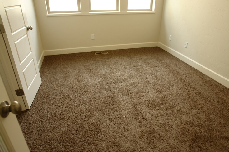 this dark brown carpet really helps bring this office on best office colors for productivity id=53901