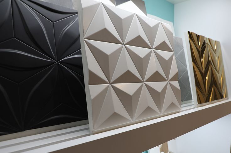 ZYX, the new trademark of Colorker, also prioritizes three dimensional tiles (Blend and Level collections).