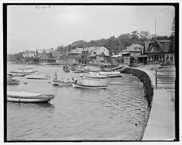 Boat houses, Schuylkill navy, Fairmount Park between 1900 and 1915Vehicle Storage, Storage Faciles, Orange County, Philly, Boats House, Storage Orange, Boats Storage, Schuylkill Navy, Fairmount Parks