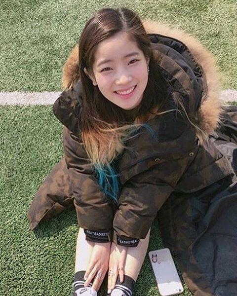 Dahyun-Twice [170528] JYP Fan's Update #happyDAHYUNday