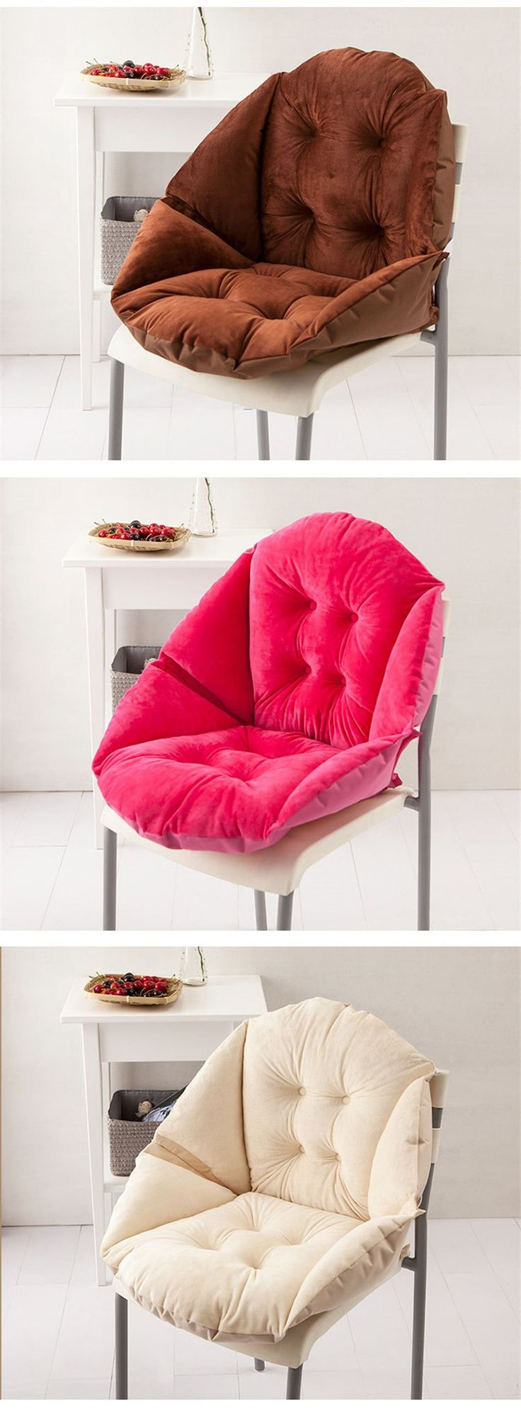 home office chair money. Cheap Coussin Home, Buy Quality Home Textile Directly From China Office Cushion Suppliers: Winter Seat Warm Soft Chair Shell Shape Coffee Back Money