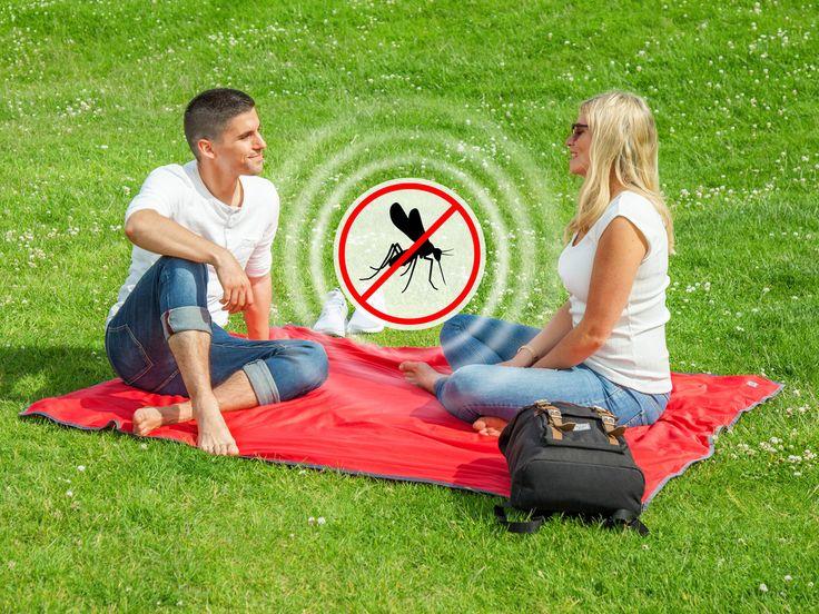 Insect Shield Filt med Insektsskydd