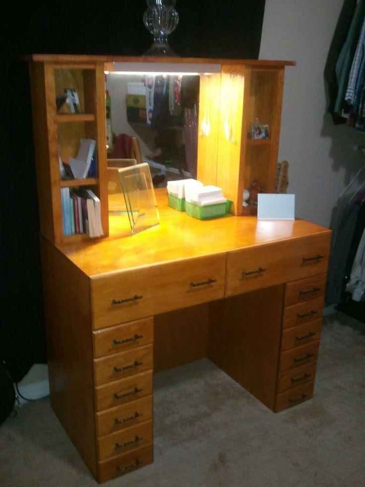 custom makeup vanity sets. Makeup Vanity  Jays Custom Creations 35 Best Furniture Images On Pinterest Desk Dresser
