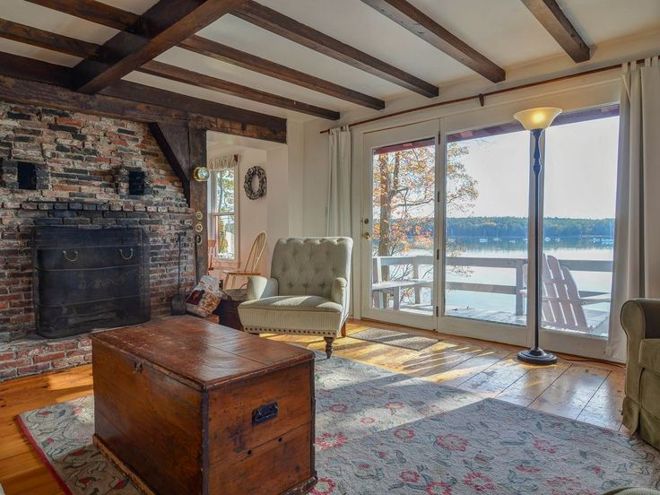 freeport Renting a house, Waterfront cottage, Maine house