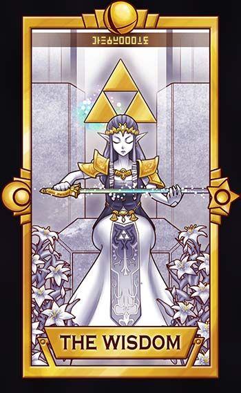 Zelda - The Wisdom by Quas-quas on DeviantArt