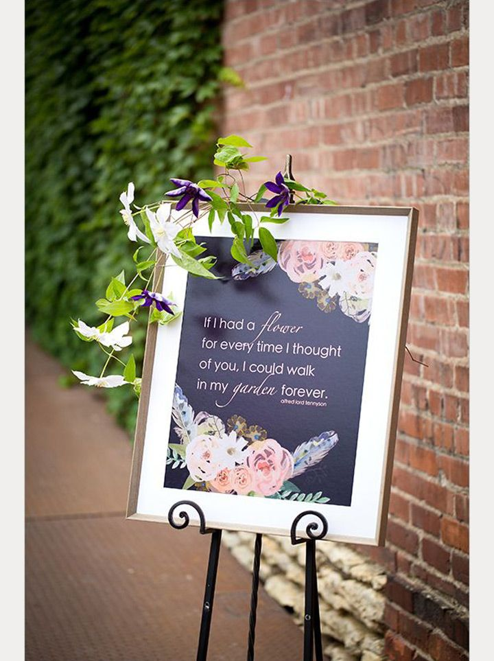 359 best Wedding Signs & Typography images on Pinterest | Wedding ...