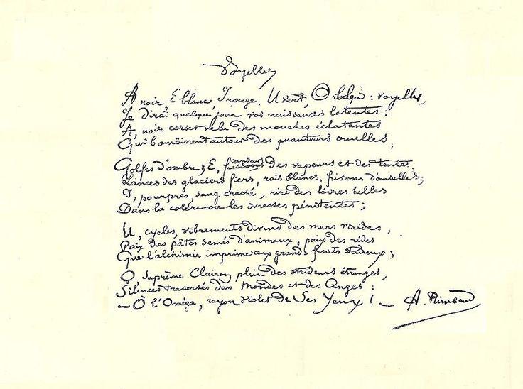 Rimbaud manuscrit Voyelles.jpg