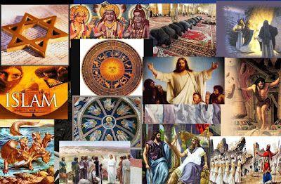 αέναη επΑνάσταση: Ποιοί είναι οι ιδρυτές των θρησκειών