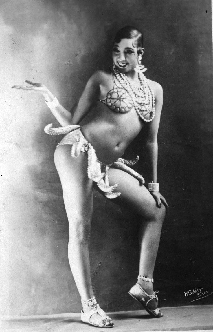 josephine baker   Josephine Baker and Her Banana Dance