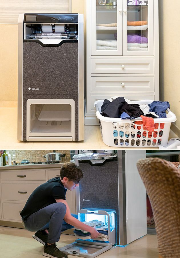 Foldimate Is Another Laundry Folding Robot That Even Organizes