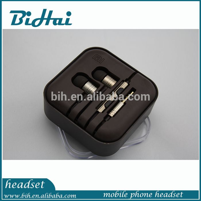 2015 In-ear Earphone 3.5mm Stereo Headphone Metal Earbud For Xiaomi Photo, Detailed about 2015 In-ear Earphone 3.5mm Stereo Headphone Metal Earbud For Xiaomi Picture on Alibaba.com.