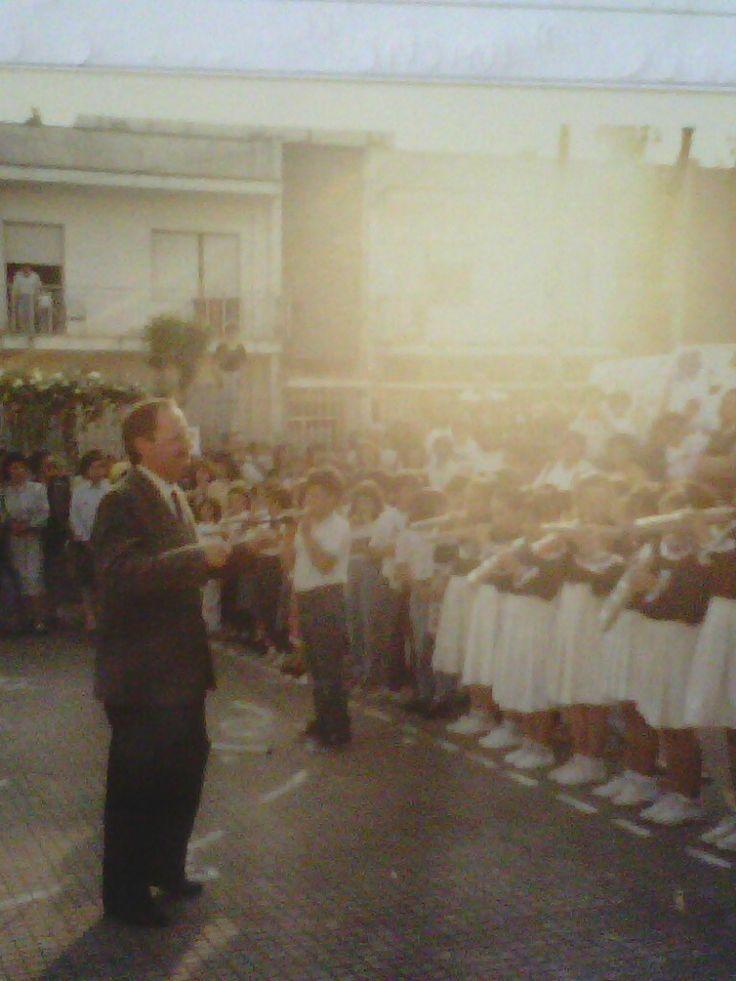 A Brindisi Primi Interventi musicali Scuola Marinaio d'Italia
