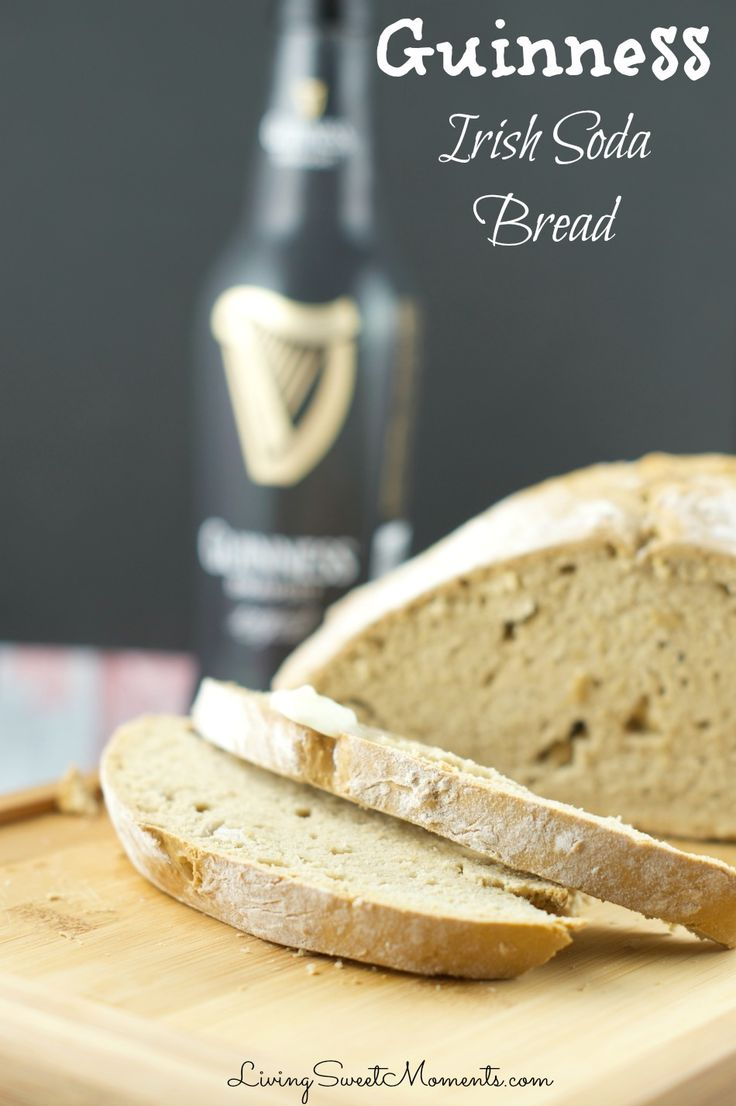Guinness Irish Soda Bread - Delicious and easy to make homemade beer ...