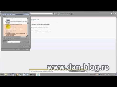 DVR Dahua 5108 – Setări vizualizare camere pe internet