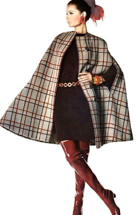 1960's cape - vogue 1967