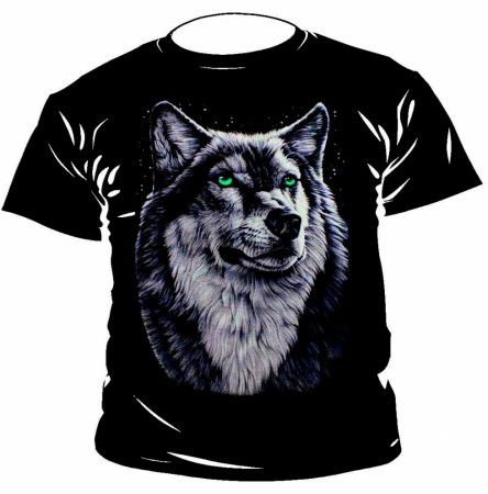 Wolf, farkas póló