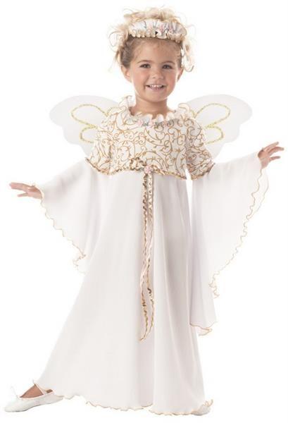 Красивый костюм для карнавала девочке