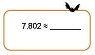 Round to nearest hundredth -  -  Math Worksheet Sample #1