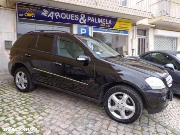 Mercedes-Benz ML 320 CDi preços usados