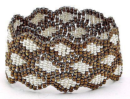 Brass Almasi Bracelet