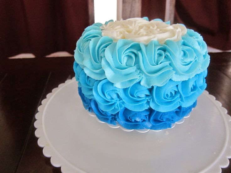 Grateful for the Ride: Disney Frozen Cake