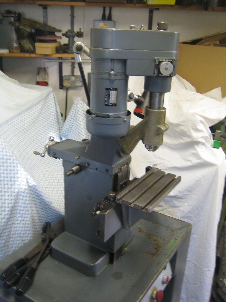 baker machine shop