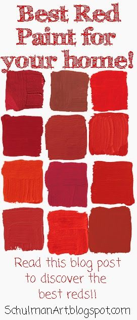 best 25+ red paint colors ideas on pinterest   farmhouse color