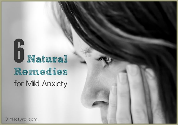These 6 natural remedies for anxiety can calm and ease minor anxiety and are worth trying before turning to pharmaceuticals if your condition is more serious.