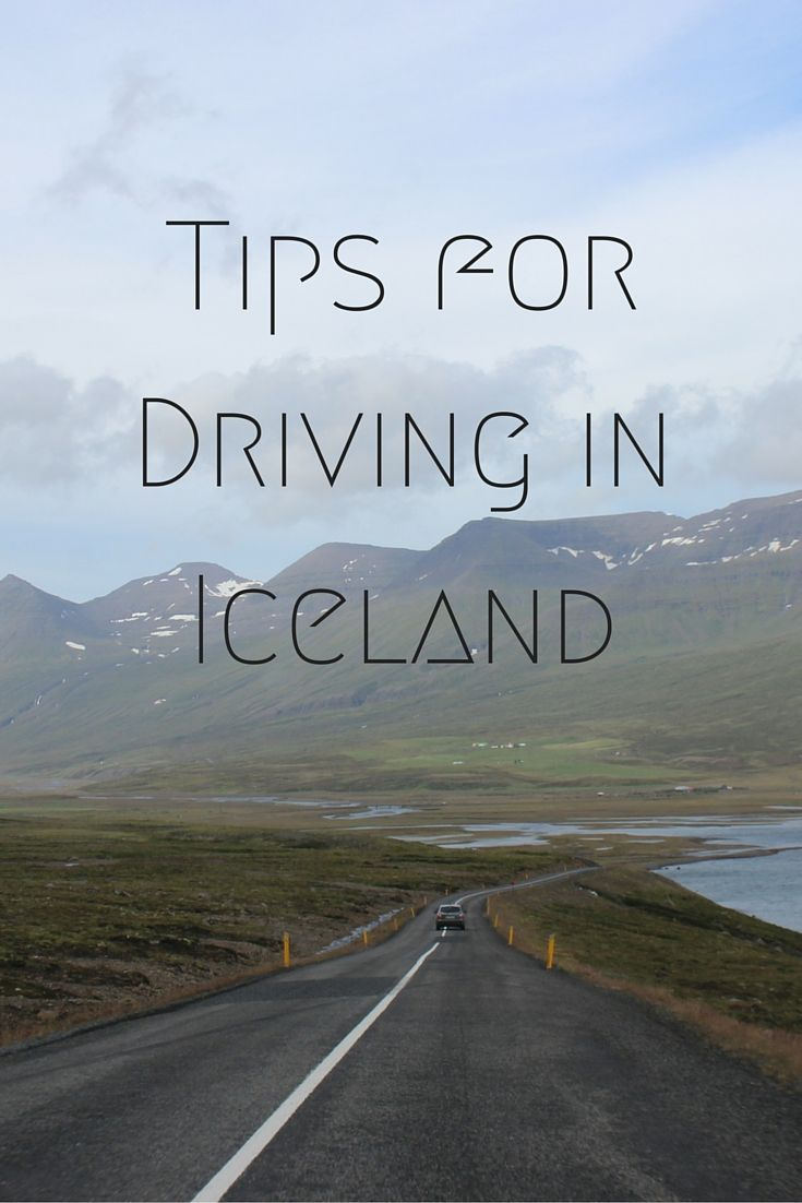 Tips for Driving in Iceland: Find out all the tips and tricks to make your Iceland road trip the best it can be | Globetrotter Girls
