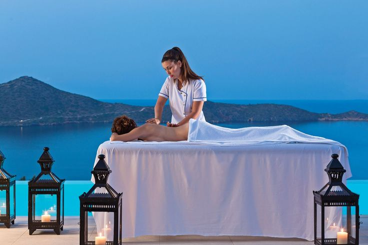 Enjoy a #massage by your #private #pool! #EloundaGulfVillas #EGV