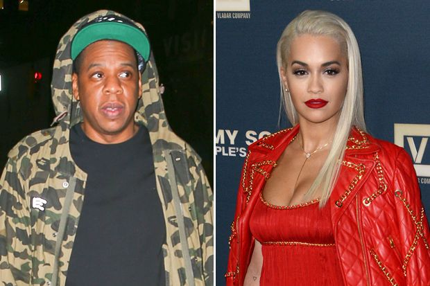 Jay Z's Roc Nation Is Suing Rita Ora for $2.4 Million