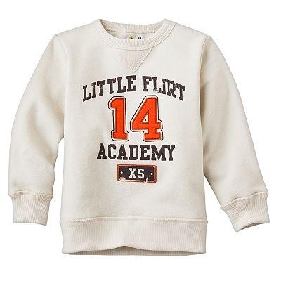 Jumping Beans Applique Fleece Sweatshirt - Toddler. $7.99 on sale