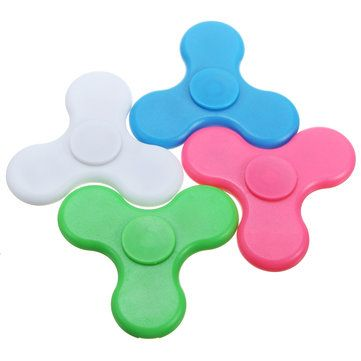ECUBEE Bluetooth Hand Spinner Chargeable Music LED Fidget Spinner Finger Focus Reduce Stress Gadget Sale - Banggood.com