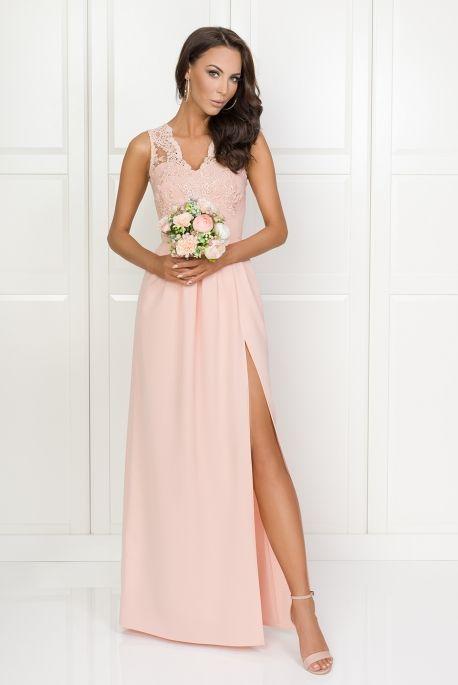 c28dfcbe57 Lidia-morelowa-dluga-sukienka-druhny-swiakowej-slub-pastelowa