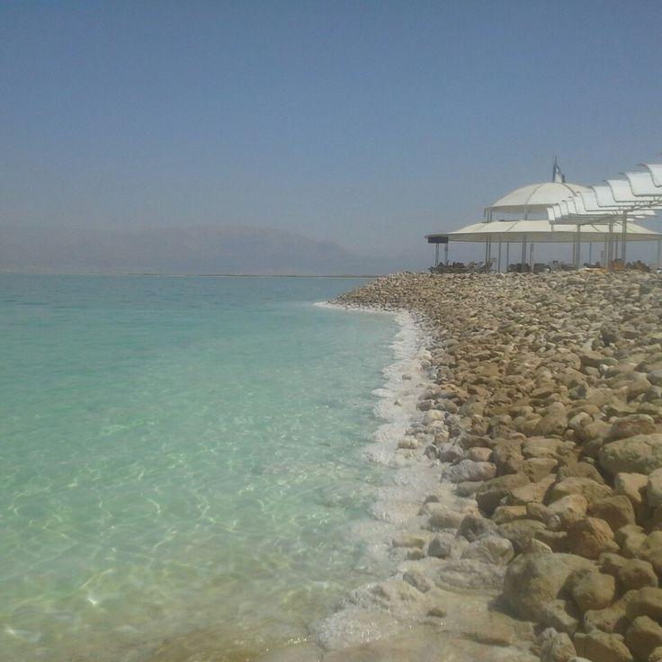 I wanna swim in Dead Sea Beach (חוף ים המלח).. Its my long term aim.. Its a good place to be in.
