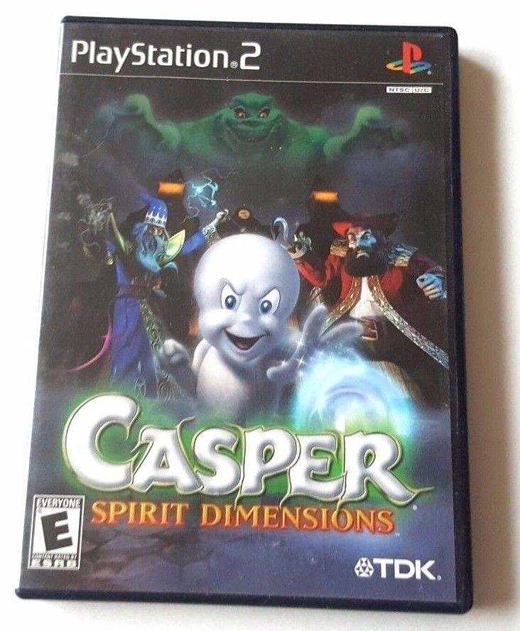 🌈 Casper ps1 rom download   Casper Free Download for