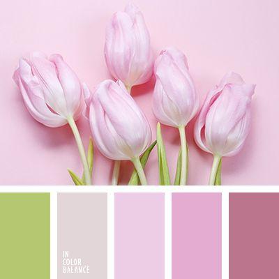 алый, зеленый, красный, насыщенный зеленый, оттенки весны, оттенки зеленого, оттенки розового, подбор цвета, розовый, салатовый, тёмно-зелёный, цвета весны 2017, цветовая палитра для весны, цветовое решение для дизайна.