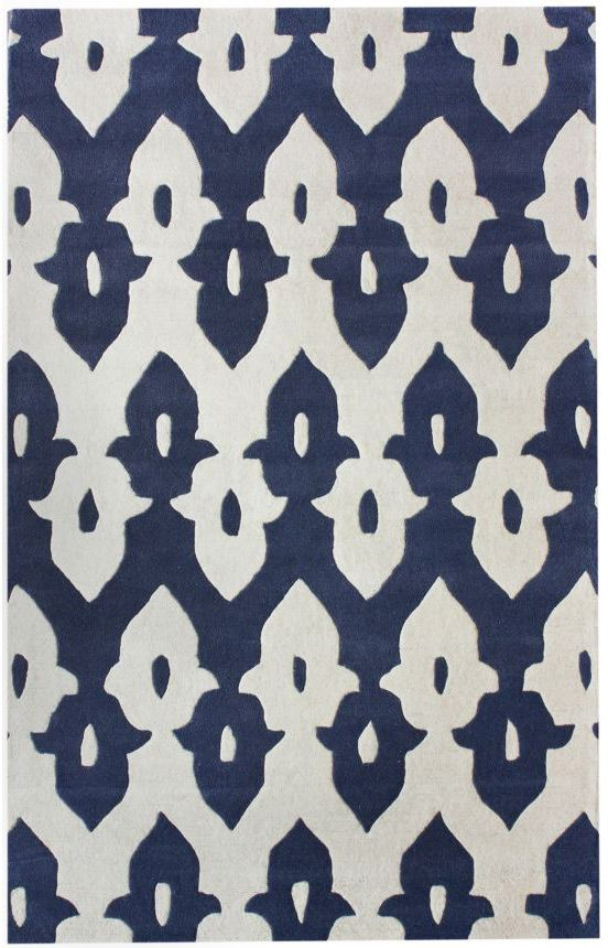 Rugs USA Plymouth Marfil Ivory Rug: Marfil Ivory, Living Rooms, Area Rugs, Trellis Rug, White Rugs, Aqua Fabric, Rugs Usa, Blue And White, Ivory Rugs