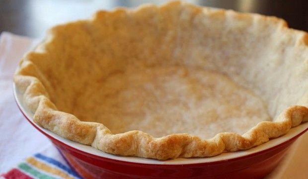 Základní recept na máslový korpus k jakémukoli koláči