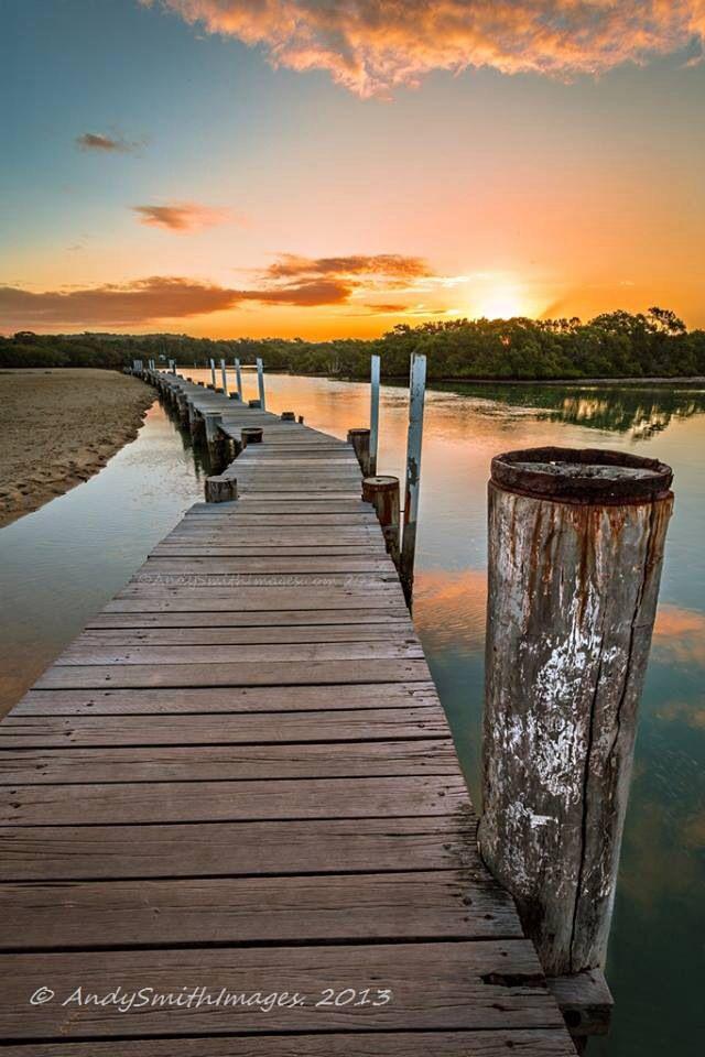 Back Creek South West Rocks NSW