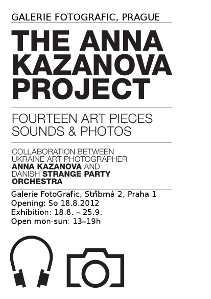 Fourteen art pieces - Sounds & photos. Composition: Strange Party Orchestra -   Photography: Anna Kazanova