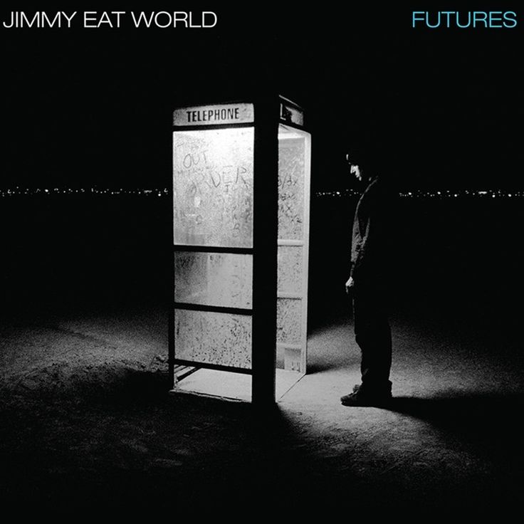 """Jimmy Eat World Futures on 2LP + Download The public has two different perceptions of Jimmy Eat World. One is the band known for the classic pop single """"The Middle"""" - the ubiquitous summer smash hit o"""