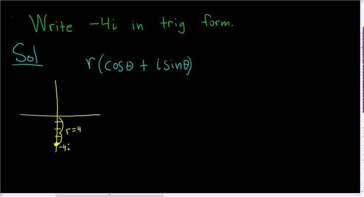 Trigonometry Examples