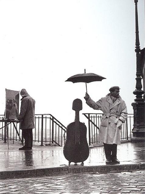 Robert Doisneau.-