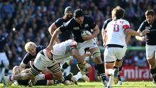Rugby World Cup 2015 - USA vs Scotland  Fantastic Match Highlights - HQ-Video