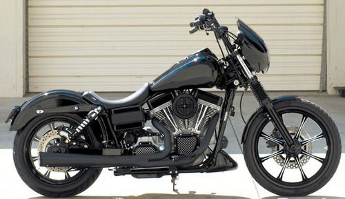 Be still my beating heart!!! HD Wide Glide - Sons Of Anarchy
