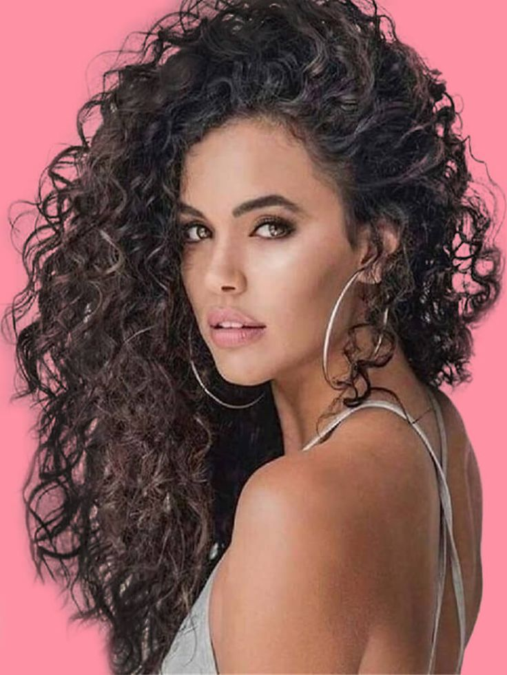 what is the best haircut for thick frizzy curly hair