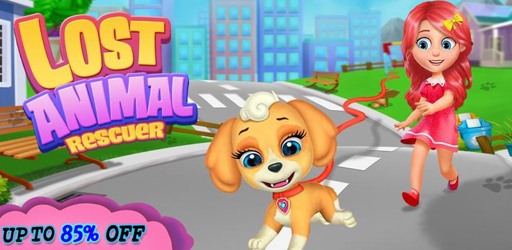 #PetCareGameSourcecode  Are you ready to #Monetize? Customize this Lost Animal Rescuer #Game now with #DiscountedPrice and start to #Earn.