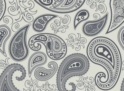 Backgrounds - Paisley Pattern
